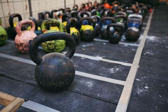Kettlebell Übungen zum Training