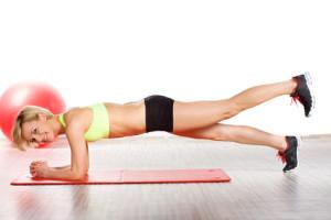 Bauchmusleuebungen plank