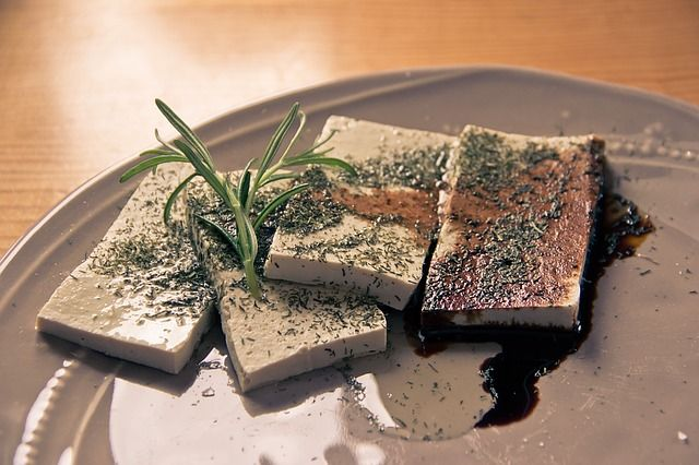 vegetarische Rezepte und vegane Eiweißquellen