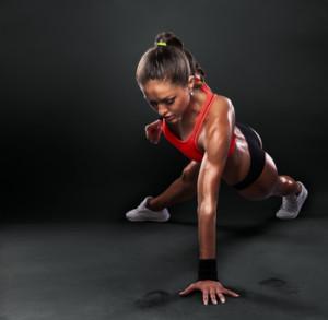Training Liegestütz Varianten Muskelaufbau