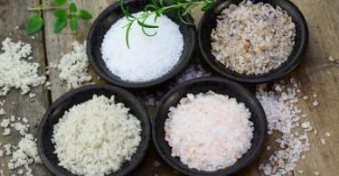 Salz und Ernährung, Aufgaben und Bedeutung