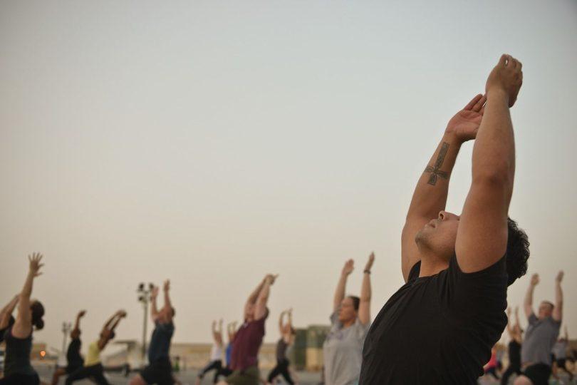 Entspannung nach dem Training, Stress reduzieren