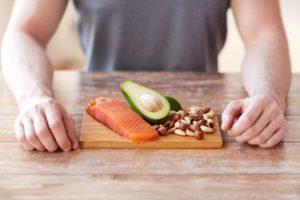 richtige Ernährung Muskelaufbau und Bodybuilding