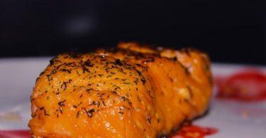 Rezept für High Protein Lachs Fleischbällchen