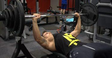 Technik & Ausführung von Bankdrücken im Bodybuilding