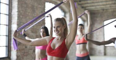 Training mit Fitnessbändern & Tubes