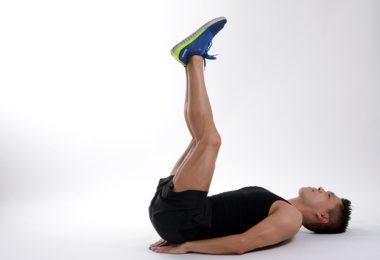 Bauchmuskelübungen für zu Hause