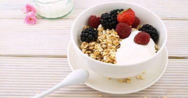 gesunde Haferflocken Rezepte zum Frühstück