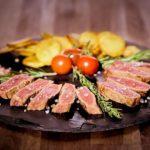 Eiweißreiche Lebensmittel für den Muskelaufbau mit viel Protein