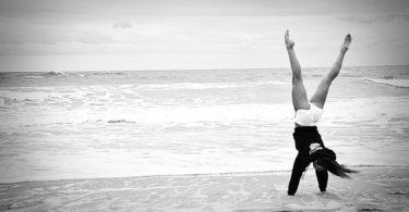 Handstandliegestütze lernen, Tutorial einer komplexen Schulterübung