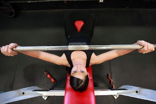 positive Effekte von Krafttraining bei Frauen