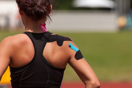 Kinesio Tape Sinnvoll oder Placebo Athlet