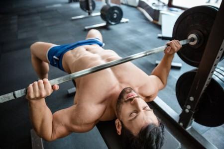 Girondas 8x8 Training für Muskelaufbau