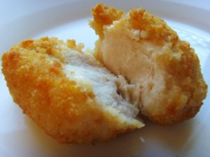 Chicken Nuggets als Low Carb Abendessen
