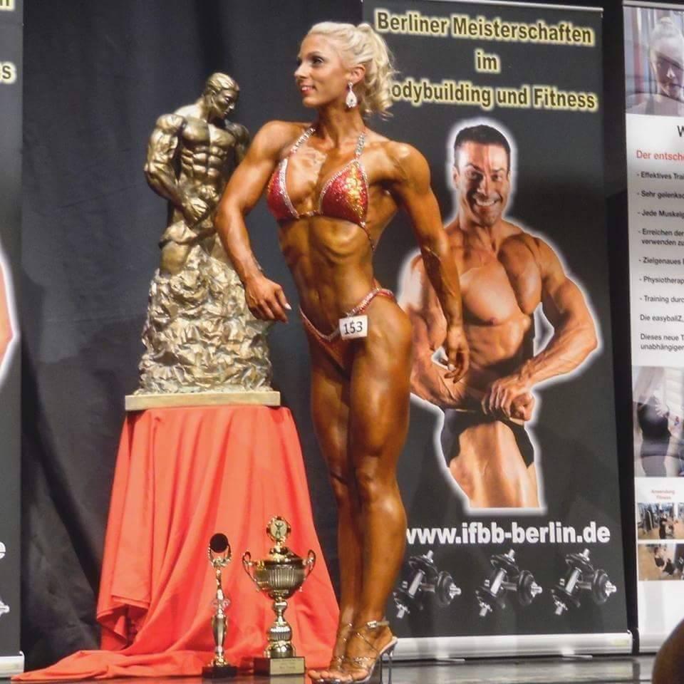 Diät Definition Frau Wettbewerb