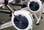 Rudergerät Concept2 mit Trainingsplan