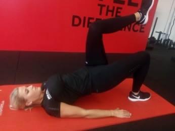 Glute Bridge als Therapie und Reha bei Rückenschmerzen