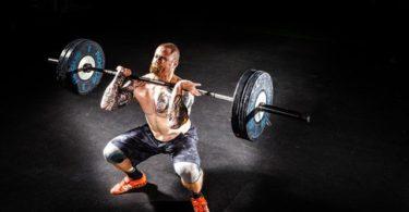 Quadriceps Training für den Oberschenkel mit Frontkniebeugen & weiteren Übungen