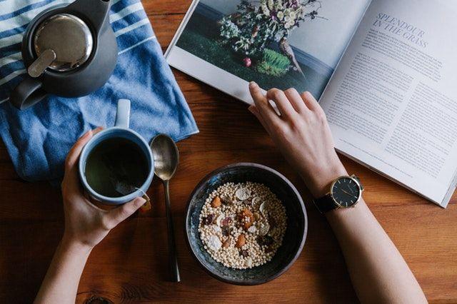 Warum Routinen & Diät Gewohnheiten beim Abnehmen wichtig sind