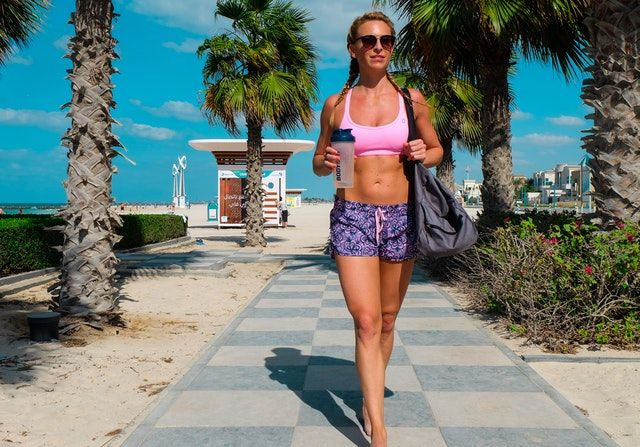 Training bei Hitzewellen: Tipps für Sport im Urlaub