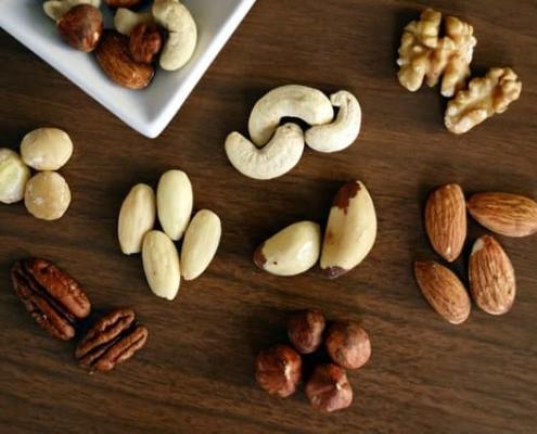 Sind Nüsse als Superfood geeignt zum Abnehmen?